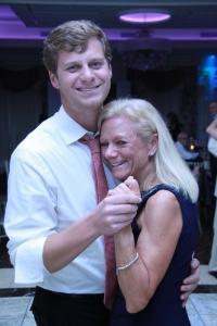 My dance partner!