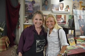 High school friend, Patti Bailey Sheets, Artist!