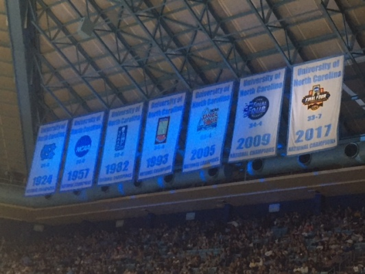 Count 'em 7 banners!