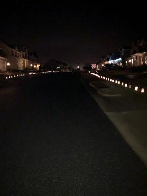 Luminaries...