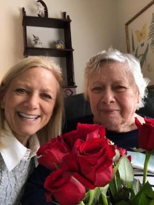 Roses for Mom...