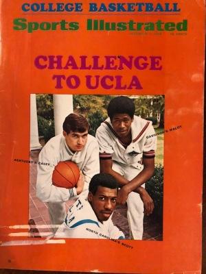 Sports Illustrated Dec 1968
