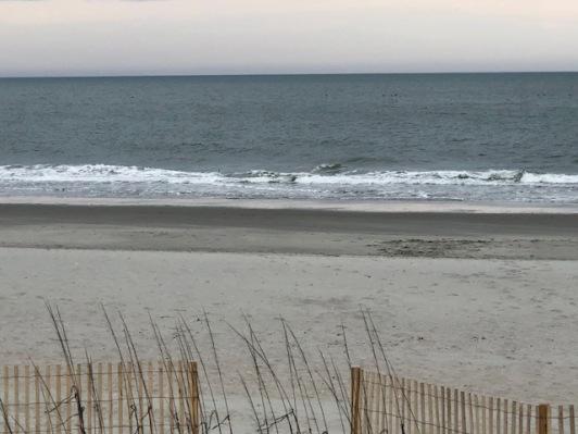 Ahhh the beach...