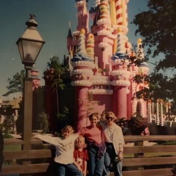 Magic Kingdom 1996...