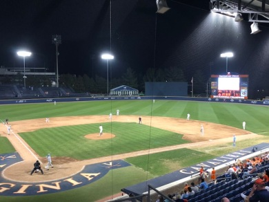 Game 2... bases loaded.