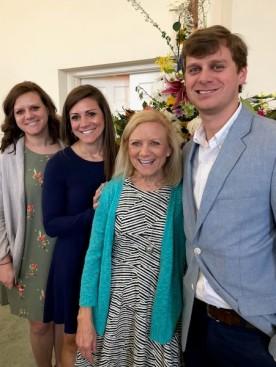 Inside Easter Service...