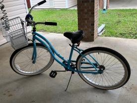 MY bike!