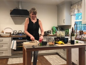 Our Chef Nancy!