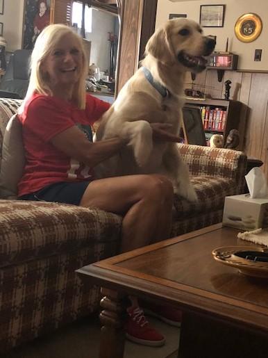 My Granddawg!