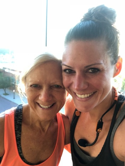 Mother-Daughter Cycle Class...