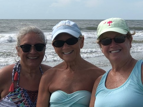 Sisters... so thankful for them!