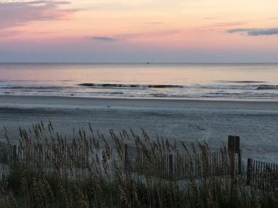 Good night beach...