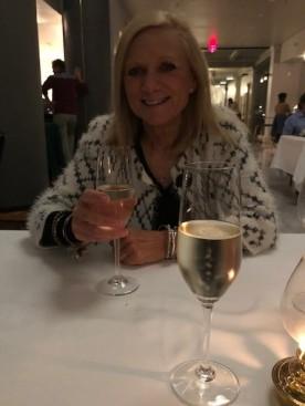 Birthday cheers!