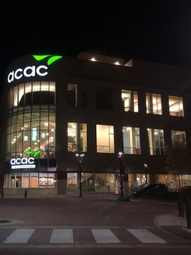Good morning ACAC Short Pump!