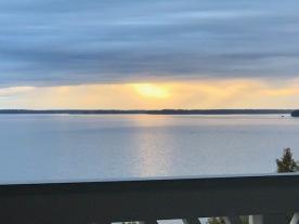 View off my balcony...