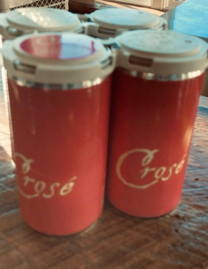 Crose in cans!