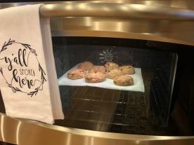 Baking Bagels Y'all!