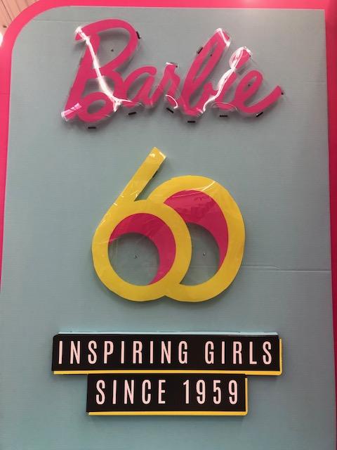 Barbie 60?!?!