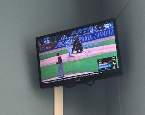 ACC Tourney in the hospital!