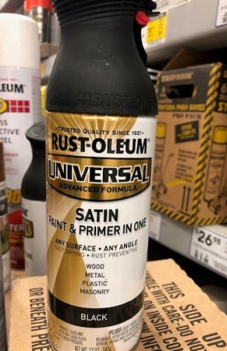 Thank you RUST-OLEUM