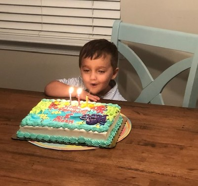 Blow out those candles!
