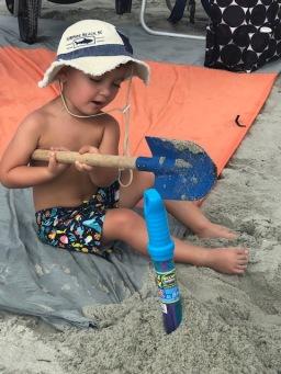Sand sand sand...