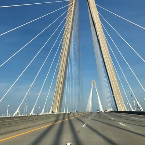 Recognize this bridge? Heading to Kiawah Island!