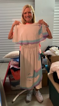 Mom's dress for my wedding....