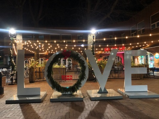 LOVE in Charlottesville!