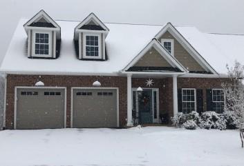 First Snow!