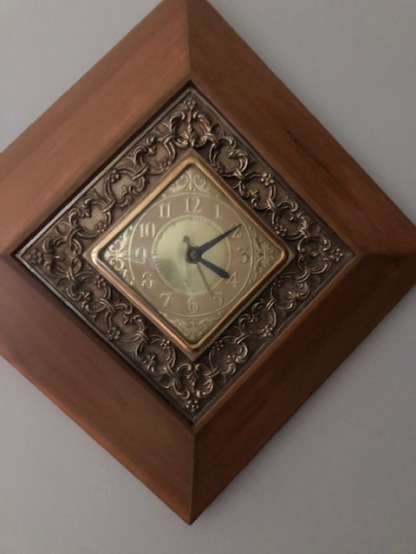 The Holcomb Clock!
