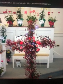 Easter cross...