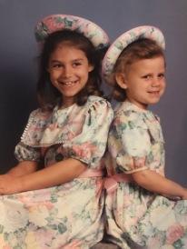 Easter bonnets...