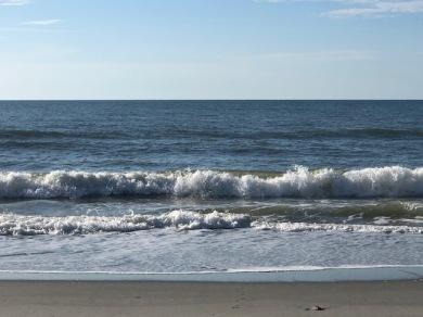 Ahhhh... nothing like the ocean....