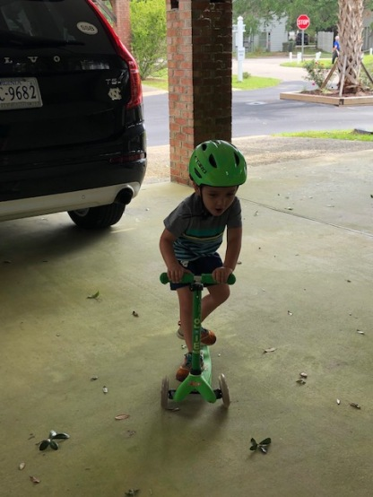 Scooter King...