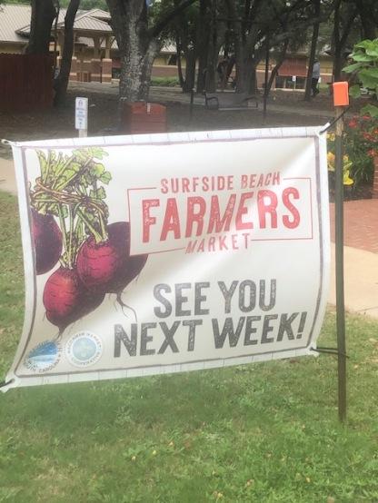 Farmers Market... all local!
