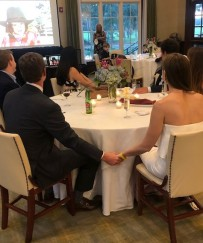 My Mother of the Groom speech...