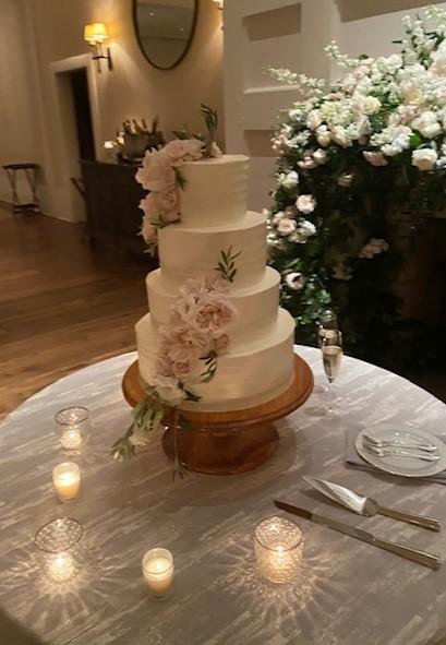 The cake...