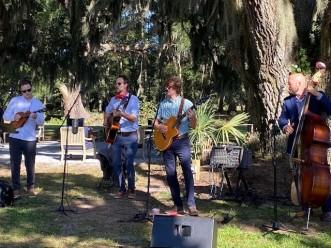 Garden Party band...