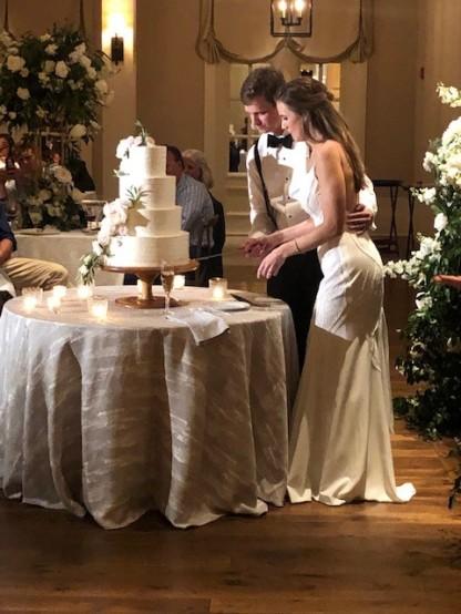 Cake cutting...