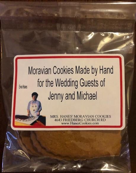 Nothing like Moravian Cookies!